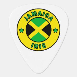 Jamaica Irie Guitar Pick