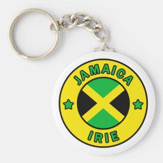 Jamaica Irie Llavero Redondo Tipo Pin