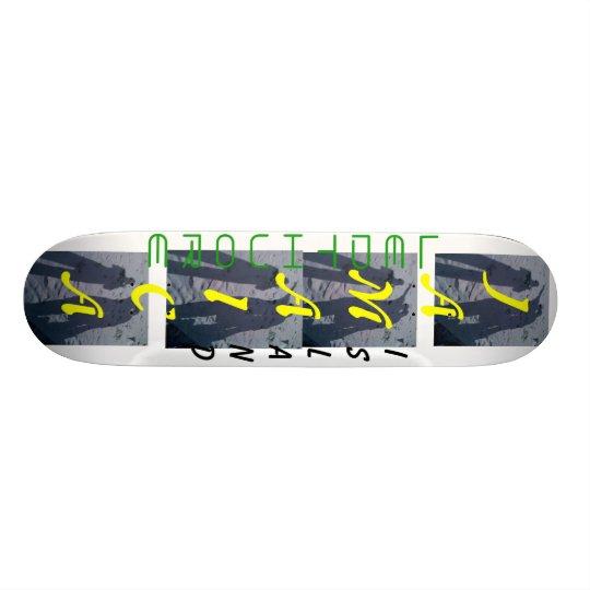 Jamaica Island Skateboard