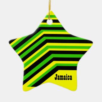Jamaica jamaica christmas ornaments