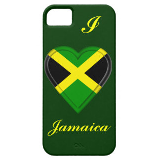 Jamaica Jamaican flag iPhone SE/5/5s Case