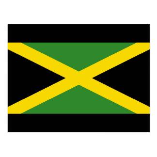 Jamaica – Jamaican Flag Postcard
