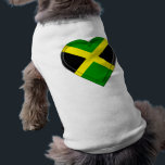 """Jamaica Jamaican flag T-Shirt<br><div class=""""desc"""">Do you miss Home? or did you just love your vacation? Or maybe you fell in love? Why not say so?</div>"""