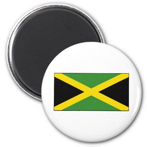 Jamaica – Jamaican National Flag Refrigerator Magnet
