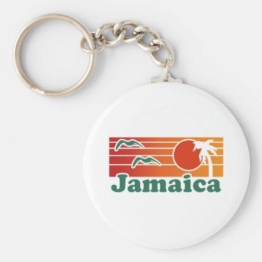 Jamaica Keychain