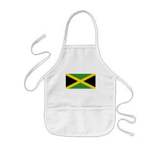 jamaica kids' apron
