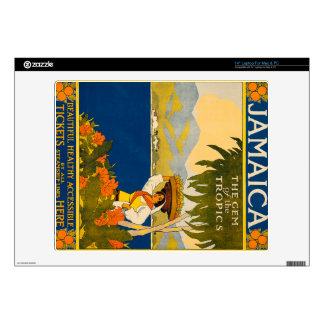 Jamaica, la gema de las zonas tropicales portátil calcomanía