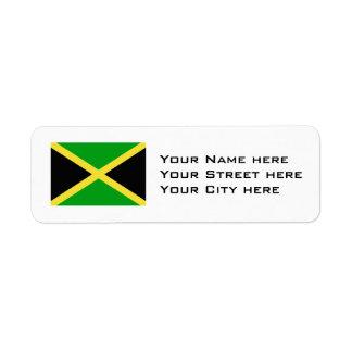 Jamaica Label