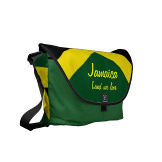 jamaica land we love messenger bags