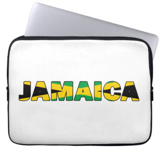 Jamaica laptop sleeve