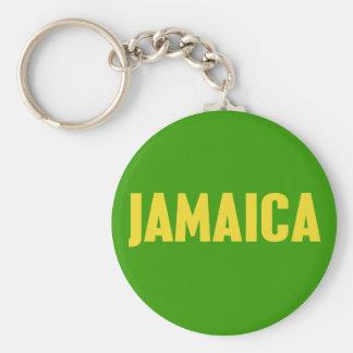 Jamaica Logo Keychain
