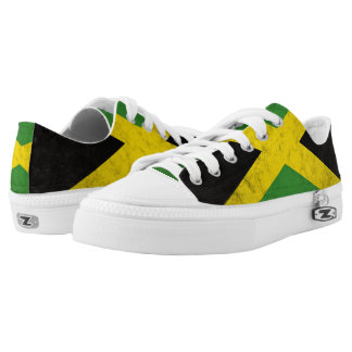 Womens jamaica flag shoes sneakers zazzle jamaica low top sneakers voltagebd Gallery