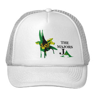 Jamaica Majors Golf Mesh Hat