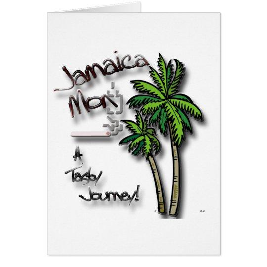 Jamaica Mon drk Card