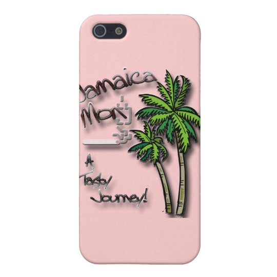 Jamaica Mon drk Cover For iPhone SE/5/5s