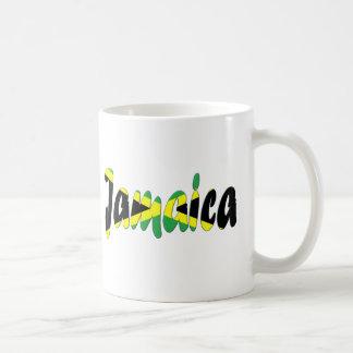 Jamaica Classic White Coffee Mug