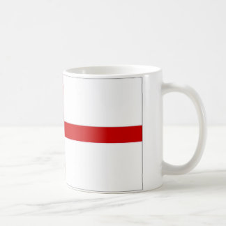 Jamaica Naval Ensign Coffee Mug