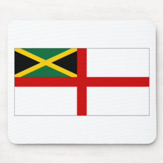 Jamaica Naval Ensign Mouse Pad