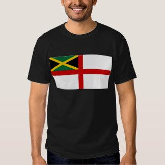 Jamaica Naval Ensign T Shirt
