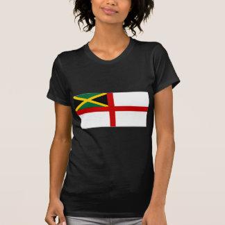 Jamaica Naval Ensign Tee Shirt