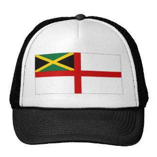 Jamaica Naval Ensign Trucker Hat