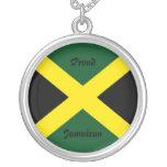 Jamaica necklace-proud jamaican