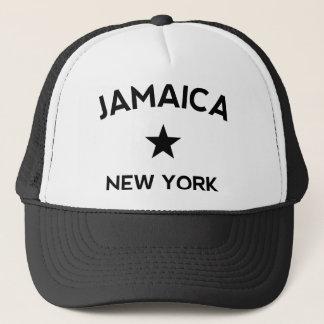 Jamaica New York Trucker Cap