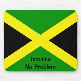 Jamaica ningún problema tapetes de ratón