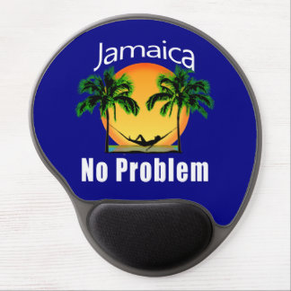Jamaica No Problem Gel Mouse Pad