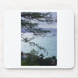 Jamaica  Ocean scene Mouse Pad