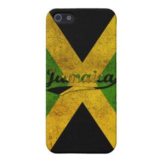 Jamaica Old School Flag iPhone 5 Cases
