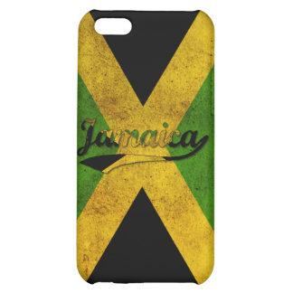 Jamaica Old School Flag iPhone 5C Cases