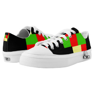 JAMAICA OLYMPIC PRINTED SHOES