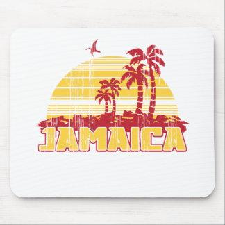 Jamaica Paradise Mouse Pad