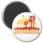 Jamaica Paradise Refrigerator Magnets
