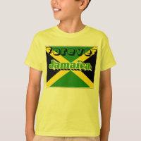 jamaica patriot kids t-shirts