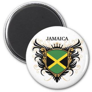 Jamaica [personalice] imán redondo 5 cm