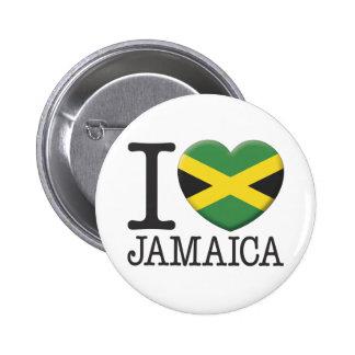 Jamaica Pin Redondo De 2 Pulgadas