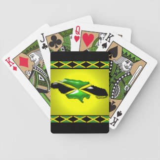 Jamaica  Playing Cards