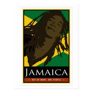 Jamaica Post Card