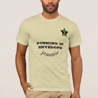 "Jamaica ""Pushing di Envelope"" T-shirt"