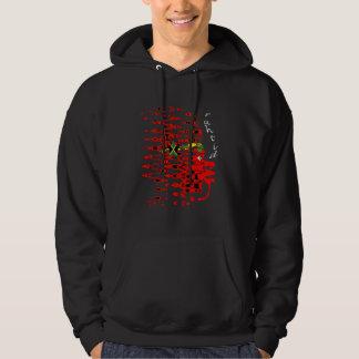 Jamaica Rahtid Hooded Sweatshirt