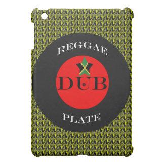 Jamaica Reggae Dub Plate Ipad Case