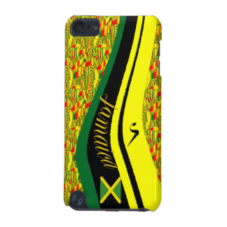 Jamaica Reggae Princess ipod Touch Case