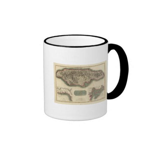 Jamaica Ringer Coffee Mug