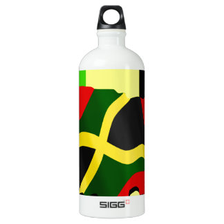 Jamaica SIGG Traveler 1.0L Water Bottle