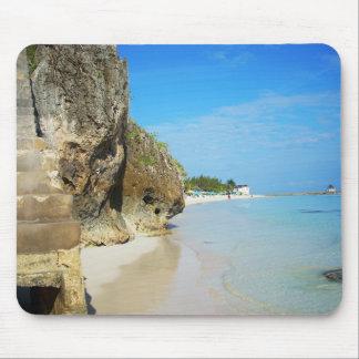 Jamaica - Silver Sands Beach Mouse Pad
