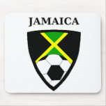 Jamaica Soccer Mouse Pad