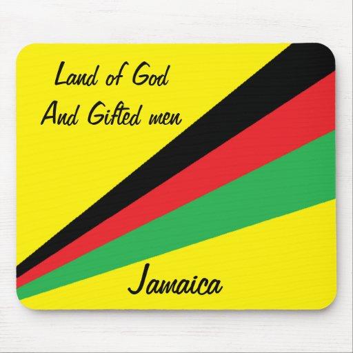 jamaica spiritual mousepads