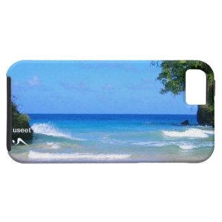 Jamaica Splash iPhone 5 Protective Case iPhone 5 Covers